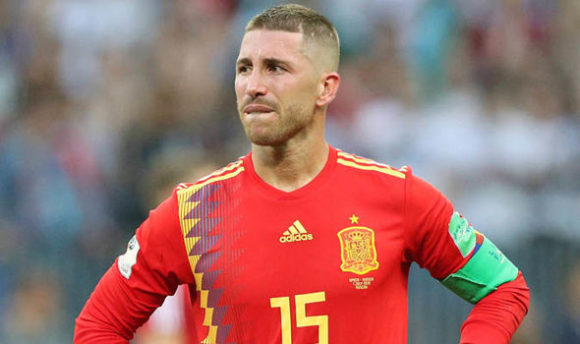 2018 Fifa Wc Ramos Has Made His Decision On His