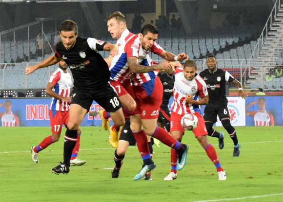 ISL 2018/19: ATK vs NorthEast United