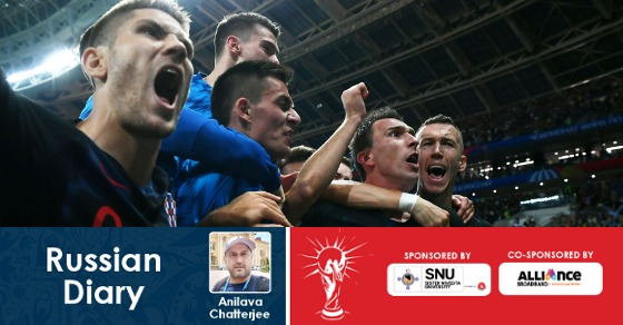 2018 FIFA WC: Despite of a corrupt football federation Croatia managed to reach the final. Find out how?