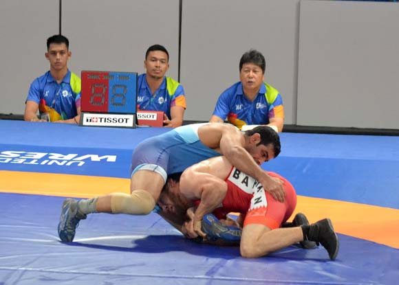 Asian Games 2018: Shocking exit for India's Sushil Kumar in the first round