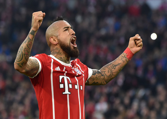 68c8f53f396 Chile s star Arturo Vidal joins Barcelona from Bayern Munich – Xtratime