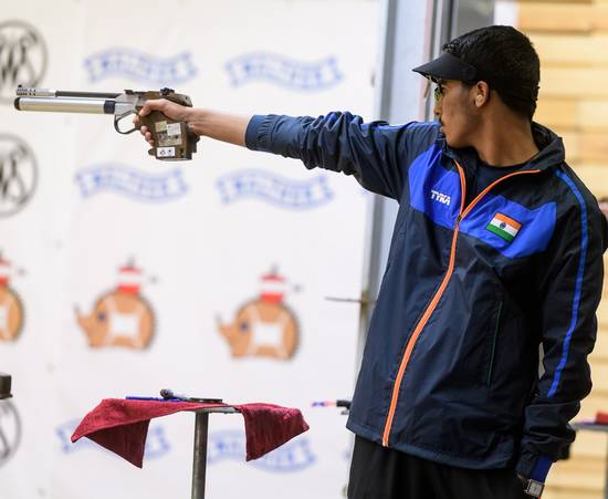 Asian Games 2018: 16-year-old wonder-kid gives India the first GOLD in shooting
