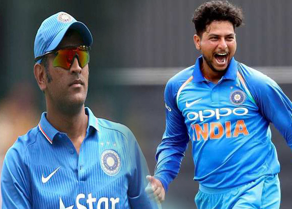 Kuldeep Yadav blames media for the controversy regarding MS Dhoni. Find why?