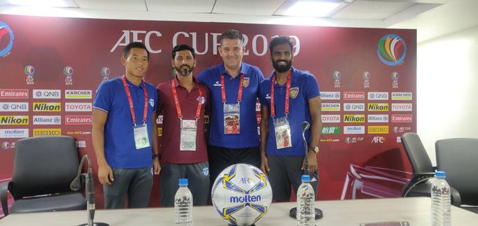 AFC Cup 2019: Chennaiyin FC ready to face Minerva Punjab challenge on Wednesday