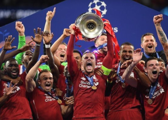 UCL 2018/19: Liverpool beat Tottenham to be crowned champions of Europe for sixth time