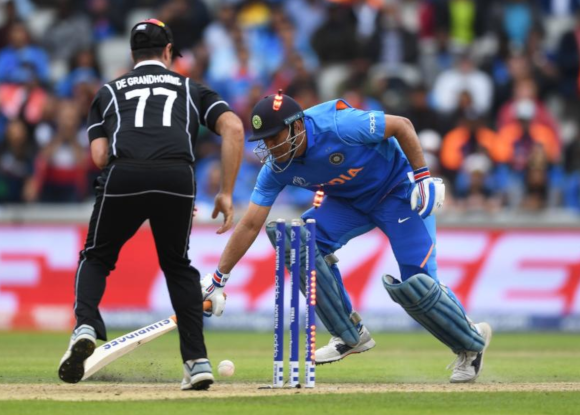 MS Dhoni's Run out: Martin Guptill breaks his silence & shared the mystery behind the brilliance