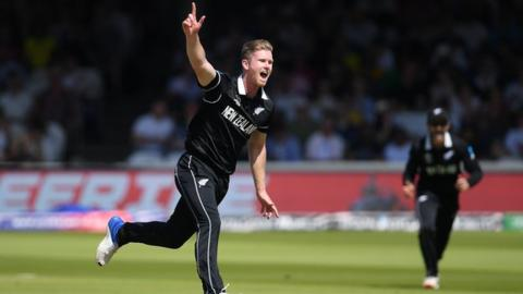 ICC CWC 2019: New Zealand's star all-rounder as a special request to all the Indians in the final