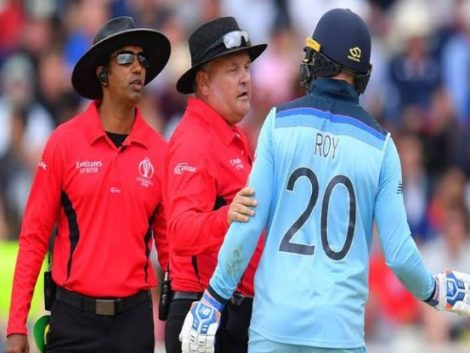ICC CWC 2019: Umpire admits his mistake during the final