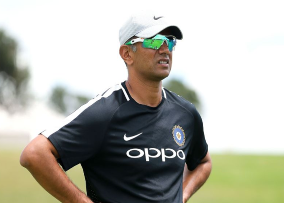 Rahul Dravid is disappointed. Find out why?
