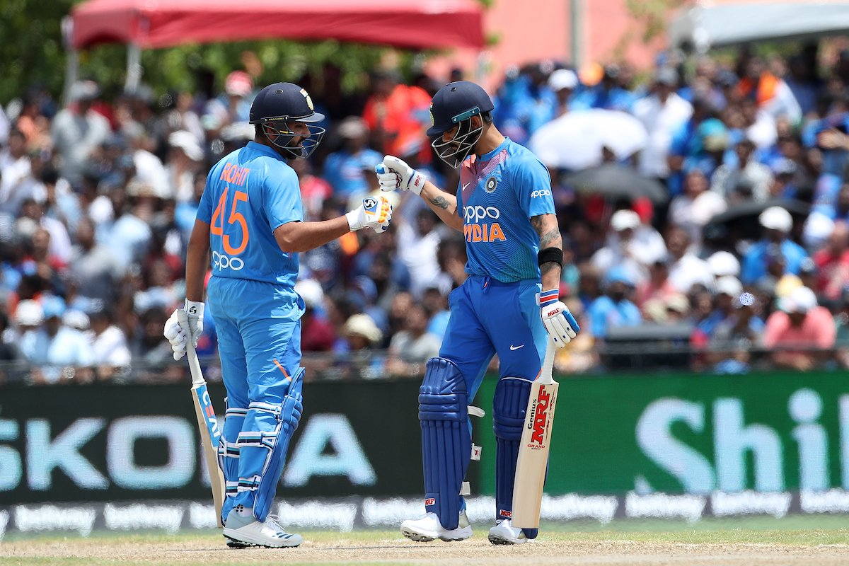 1st T20I: India wins a close encounter against WI after a middle order collapse
