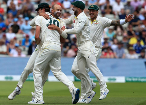 1st Ashes Test: Nathan Lyon destroys England to give Aussies a victory at Birmingham
