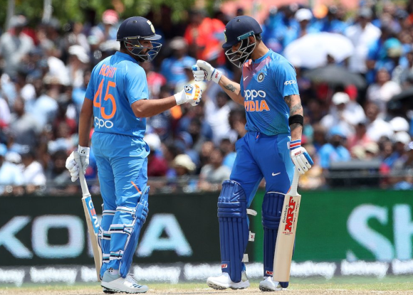 Rohit Sharma on the verge of making two T20I records