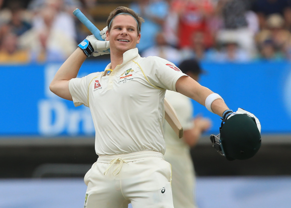 The Ashes: Steve Smith writes his name in the record books