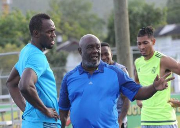 Exclusive: Always believed Bolt would be successful in 100m, says coach Glen Mills