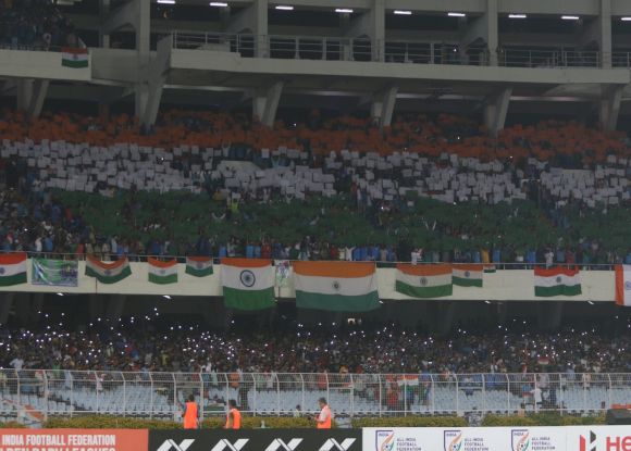 Kolkata to host India-Qatar World Cup qualifier in March?