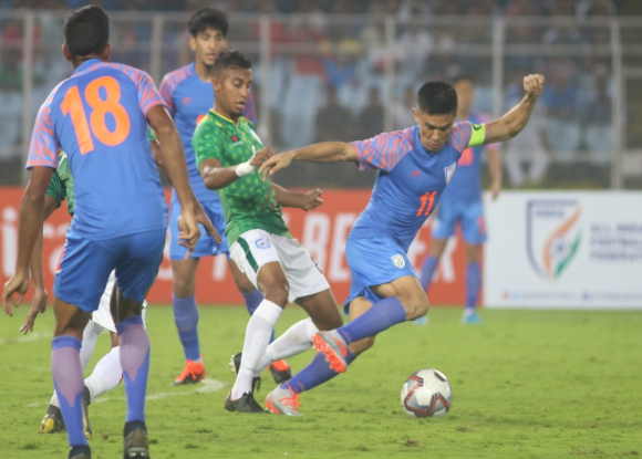 2022 FIFA WCQ: India play out a frustrating draw with Bangladesh