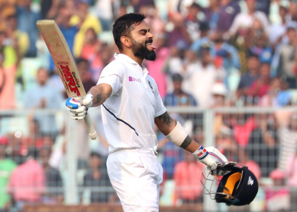 Virat Kohli closes the gap with Steve Smith in ICC Test Player Rankings