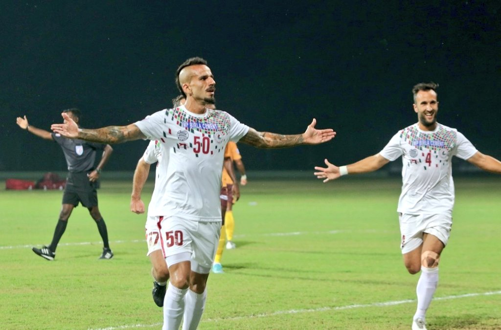 I-League 2019/20: Fran Gonzalez's brace gives Mohun Bagan a crucial win over Gokulam ahead of Kolkata Derby