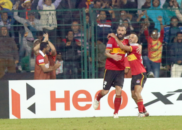 I-League 2019/20: East Bengal comes from behind to share points with RKFC
