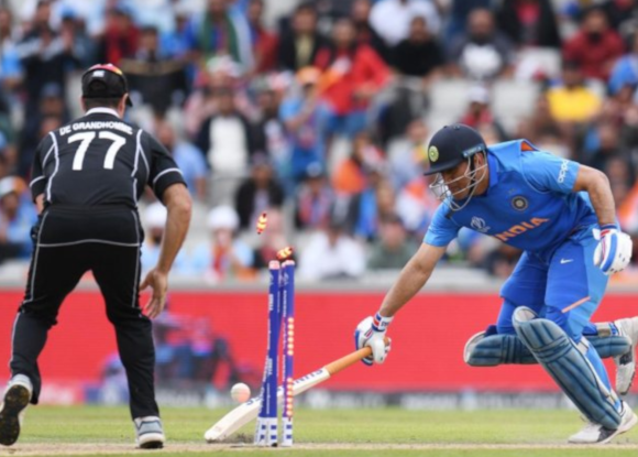 I keep telling myself, 'MS Dhoni, you should have dived, Mahi on his run out in 2019 WC Semis