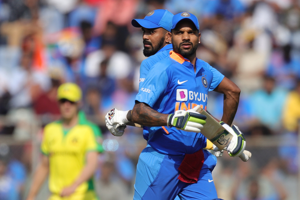 1st ODI: Do you think India can bowl out the Aussies before reaching 255?