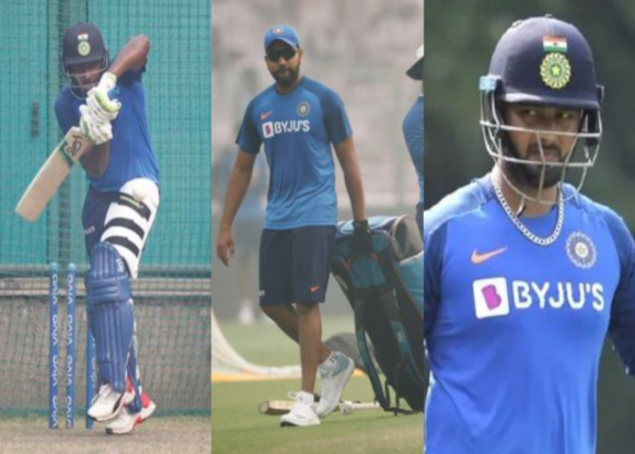 Rohit returns, Sanju dropped from T20I squad for NZ tour