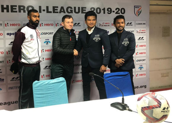 I-League 2019/20: Punjab FC hosts Mohun Bagan in a mouth watering clash