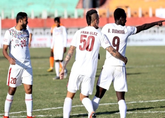 I-League 2019/20: Mohun Bagan consolidate top spot after a easy win over Neroca