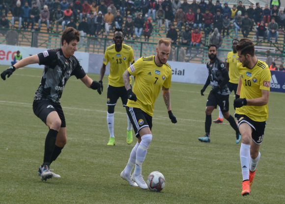 I-League 2019/20: Punjab FC played out a hard fought draw with Real Kashmir in Srinagar