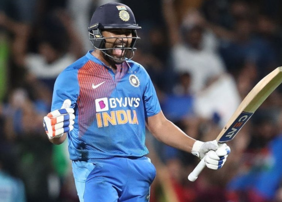 Rohit Sharma takes a dig at ICC. Find out why?