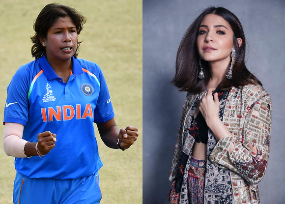 Anushka Sharma to play the role of Jhulan Goswami in her biopic