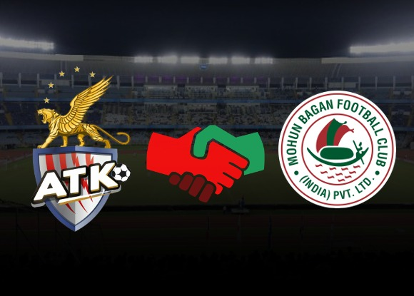 As XtraTime revealed, Mohun Bagan-ATK FC merger now officially announced