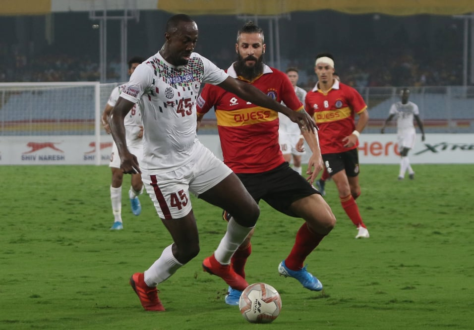 I-League 2019/20: Mohun Bagan beat arch rivals East Bengal 2-1 in a close encounter