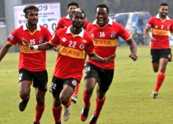 I-League 2019/20: East Bengal settles for a 1-1 draw with Punjab FC