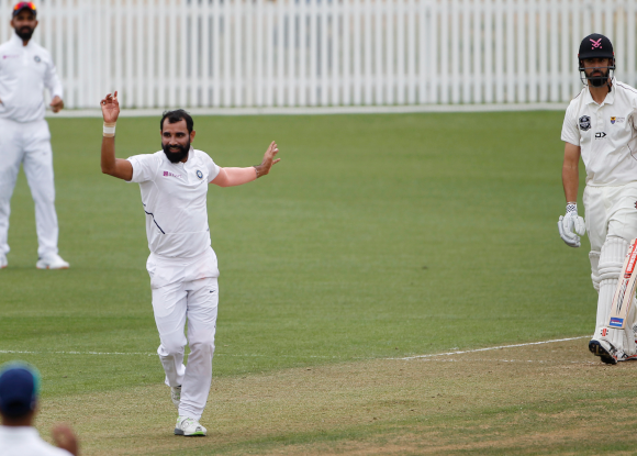 WATCH: Shami, Bumrah shine on Day 2 of practice match against NZXI
