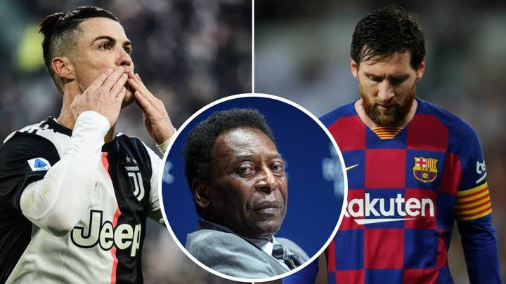 Pele terms Ronaldo the best and not Messi, but why?