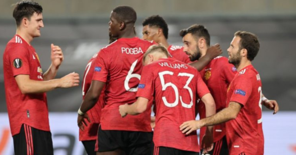 Europa League: Manchester United, Inter Milan seal spot in ...