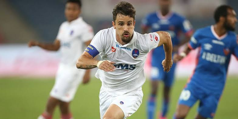 ISL 2020-21: Odisha FC signs experienced Brazilian forward Marcelinho | |  XtraTime | To get the best and exclusive sporting news, keep watching  XtraTime
