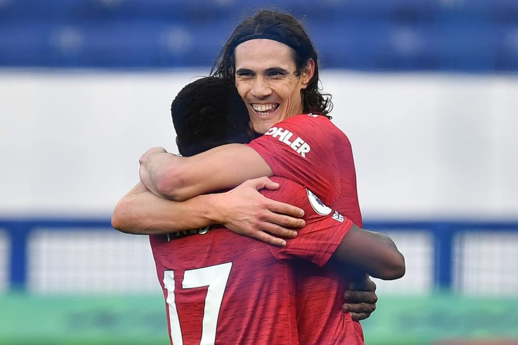 Manchester United beat Everton 3-1 in a crucial match | XtraTime | To get the best and exclusive sporting news, keep watching XtraTime