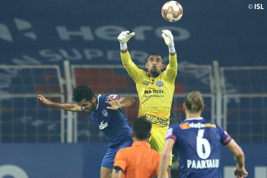 Stephen Eze was on strike as Jamshedpur FC beat Bengaluru FC | XtraTime | To get the best and exclusive sporting news, keep watching XtraTime