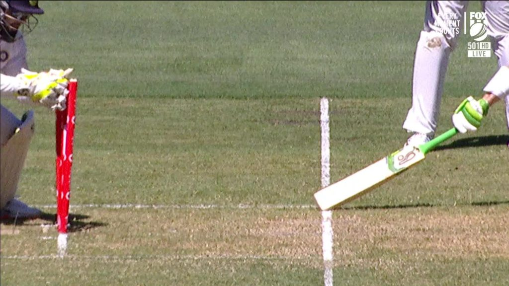Controversy over a run-out decision; Shane Warne is surprised | XtraTime | To get the best and exclusive sporting news, keep watching XtraTime