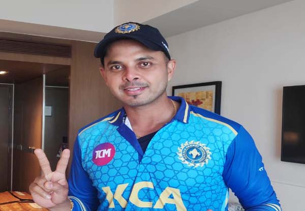 Syed Mushtaq Ali Trophy 2021: Sreesanth shares video of his return to competitive cricket in style