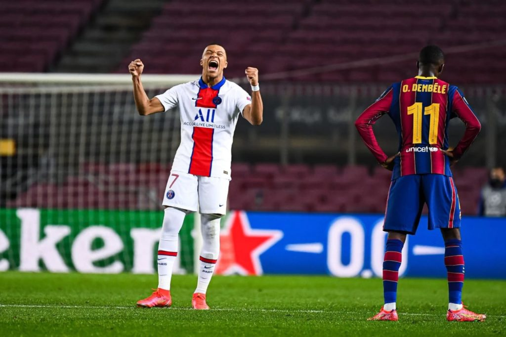 Kylian Mbappe stuns Barcelona at Camp Nou as PSG beat Barcelona 4-1 | XtraTime | To get the best and exclusive sporting news, keep watching XtraTime