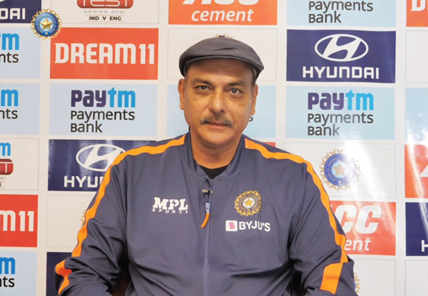 """Have a drink on my name"": Ravi Shastri hits back at netizens"